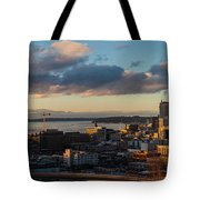 Seattle Dusk Tote Bag