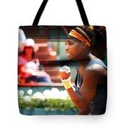 Serena Williams Tote Bag
