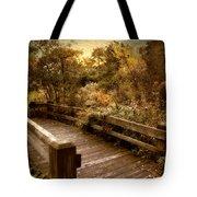 Splendor Bridge Tote Bag