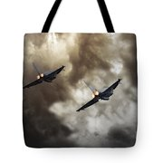 3 Squadron Tote Bag