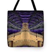 Stormy Keep Tote Bag