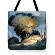 Sun Garden Tote Bag