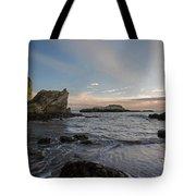 Sunset At Pismo Beach Tote Bag