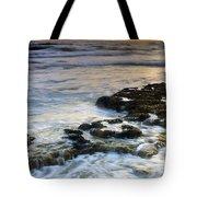 Sunset At The Mediterranean Sea Tote Bag
