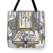 Surgical Instruments Tote Bag