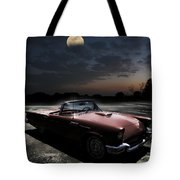 Sweet Dreams Of Route 66 Tote Bag