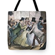 Temperance Movement, 1848 Tote Bag
