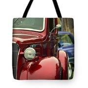 Terra Nova Hs Car Show Tote Bag