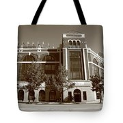 Texas Rangers Ballpark In Arlington Tote Bag