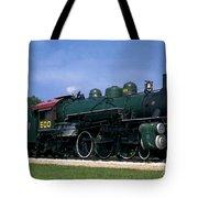 Texas State Railroad Tote Bag