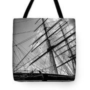 The Cutty Sark Greenwich Tote Bag