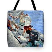 The Gentleman - El Caballero Tote Bag