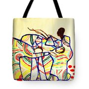 The Holy Family Tote Bag
