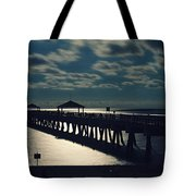 The Last Night Tote Bag