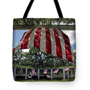 The Old Amphitheater In Arlington Tote Bag