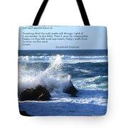 The Serenity Prayer Tote Bag