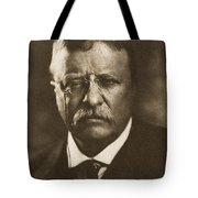 Theodore Roosevelt (1858-1919) Tote Bag