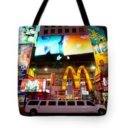 Times Square - New York City Tote Bag