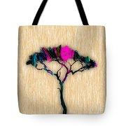 Tree Art Tote Bag