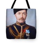 Tsar Nicholas II Of Russia Tote Bag