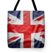 Uk Flag Tote Bag