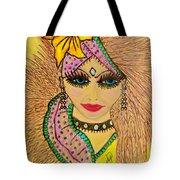 Showgirl Tote Bag