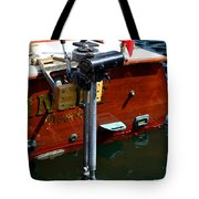 Vancouver Bc Classic Boats Tote Bag