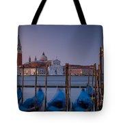 Venice Morning Tote Bag