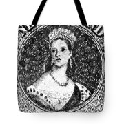 Victoria Of England (1819-1901) Tote Bag