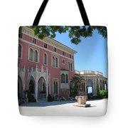 Villa Ephrussi De Rothschild Tote Bag