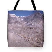 Vintage Death Valley By Lynn Bramkamp Tote Bag