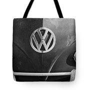 Volkswagen Vw Bus Front Emblem Tote Bag
