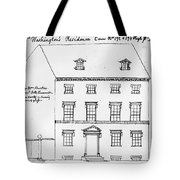 Washington Residence Tote Bag