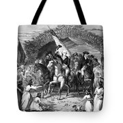 Washington Trenton, 1789 Tote Bag