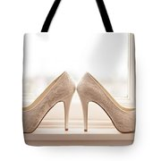 Wedding Shoes Tote Bag