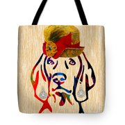 Weimaraner Collection Tote Bag