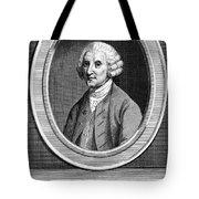 William Hunter (17178-1783) Tote Bag