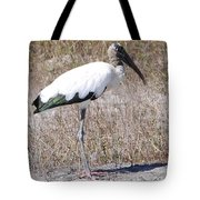 Wood Stork Tote Bag
