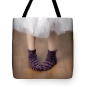 Woollen Socks Tote Bag