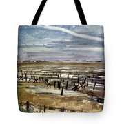 World War II: Normandy Tote Bag