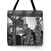 Wwi Soldiers, 1918 Tote Bag
