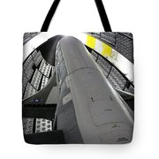 X-37b Orbital Test Vehicle Tote Bag