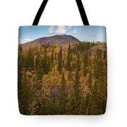 Yukon Gold - Fall In Yukon Territory Canada Tote Bag