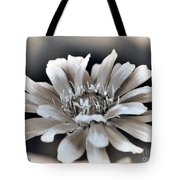 Zinnia From The Whirligig Mix Tote Bag