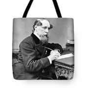 Charles Dickens (1812-1870) Tote Bag