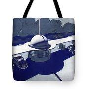 Roadside Of Tomorrow Tote Bag by Robert Poole