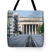 30th Street Station From Jfk Blvd Tote Bag
