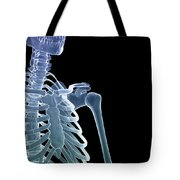 Bones Of The Upper Body Tote Bag