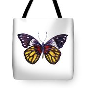 31 Delias Henningia Butterfly Tote Bag