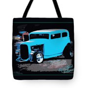 32 Ford Victoria  Tote Bag